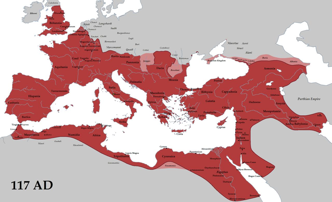 Photo of ¿Sirvieron las conquistas romanas para hacer más ricos a todos los ciudadanos?