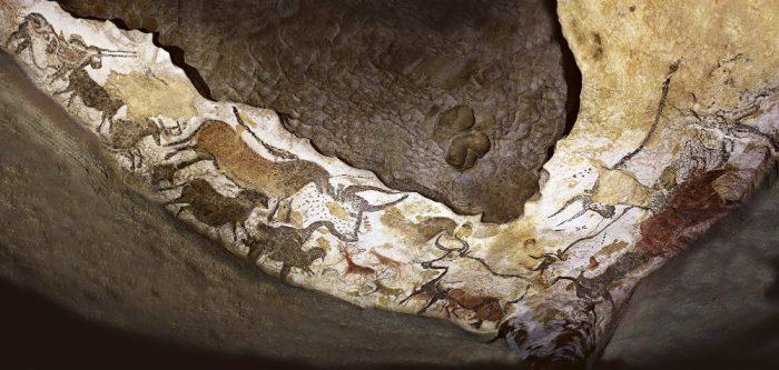 Toros Lascaux cueva francia