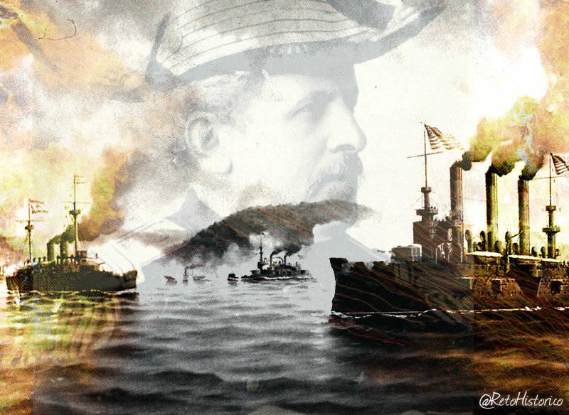 """Photo of La Batalla de Santiago de Cuba: El último aliento del """"Furor"""""""