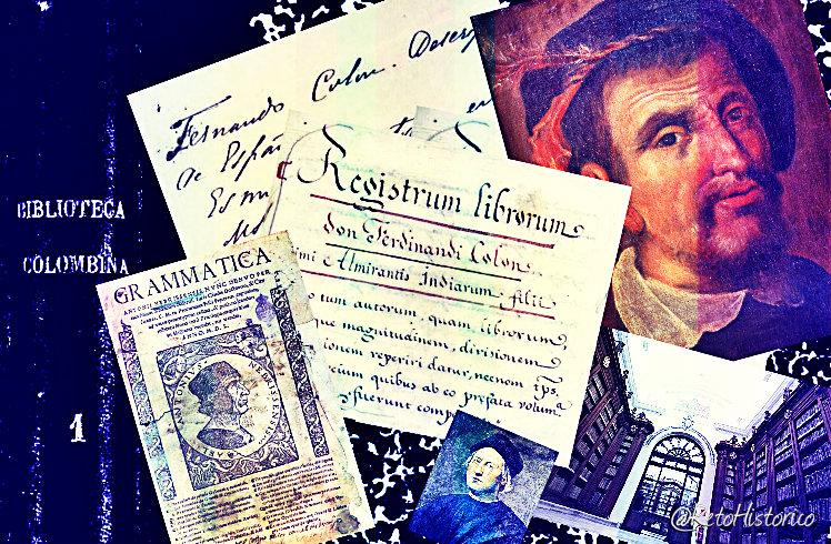 Photo of Coleccionistas del pasado: la Biblioteca Colombina