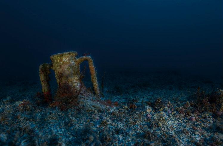 """Photo of El """"Titanic del mundo antiguo"""", un pecio inagotable"""