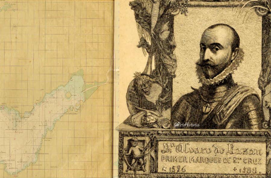 Photo of El primer combate de Álvaro de Bazán: La Batalla Naval de Muros
