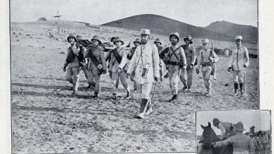 Photo of La muerte del General Ordóñez