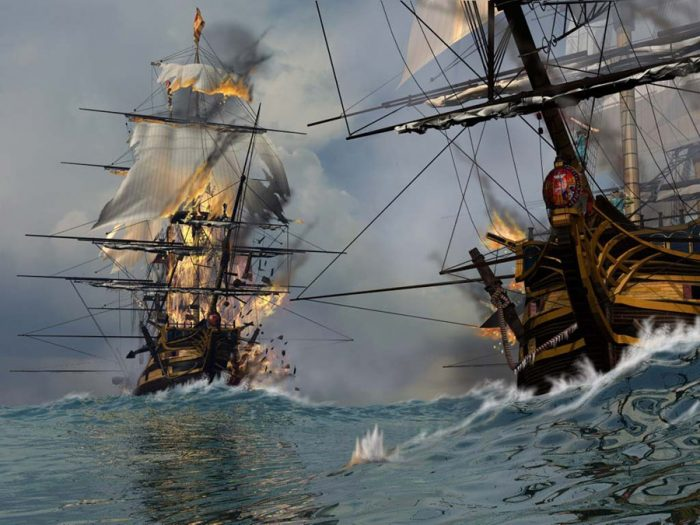 Photo of La independencia norteamericana nos costó 33 barcos, 9.000 tripulantes y 1.200 cañones
