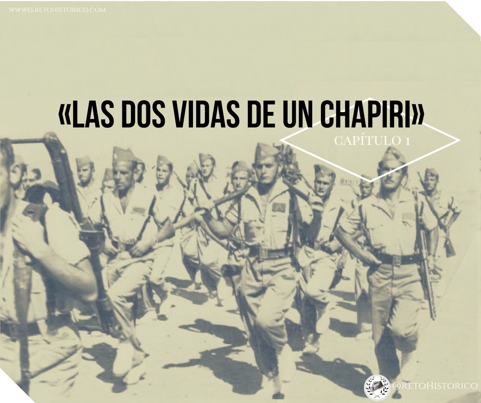 Photo of Las dos vidas de un chapiri (I)