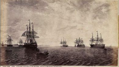 Photo of La Armada y la Revolución Gloriosa de 1868