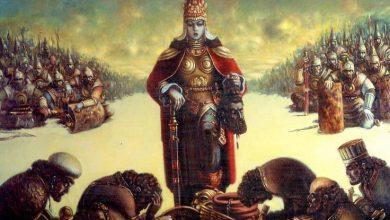 Photo of Tomiris, la invencible reina guerrera de Oriente