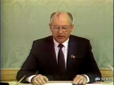 Gorvachov desastre nuclear