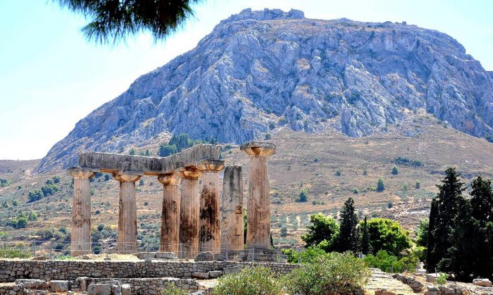 corinto antiguo