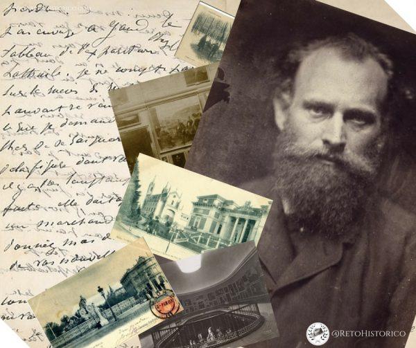 Photo of Carta de Manet desde España