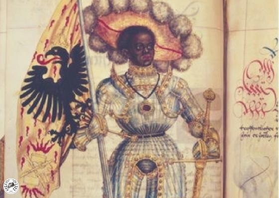 Photo of Mauritius el patrón africano del Sacro Imperio Romano Germánico