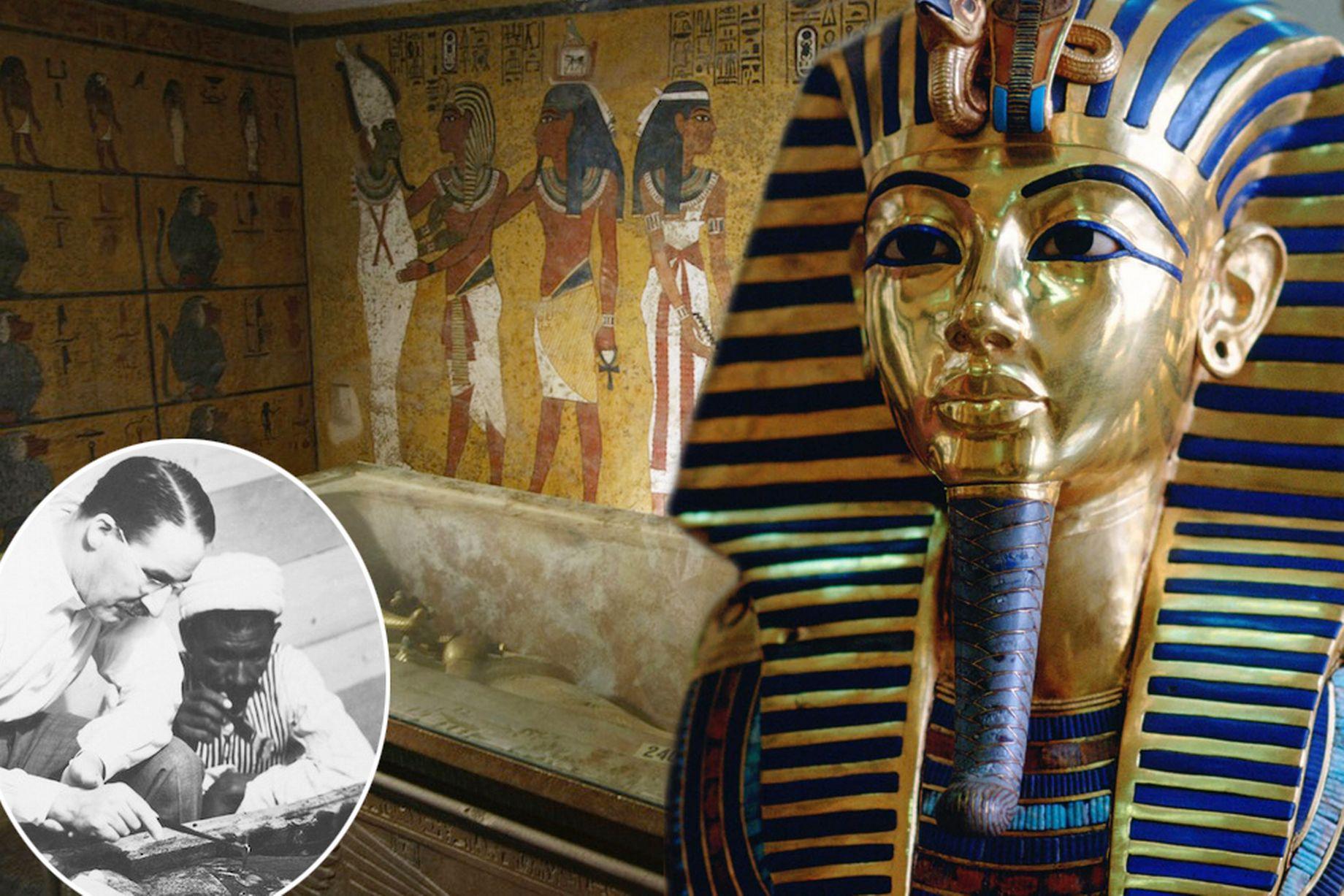Photo of La maldición de Tutankhamon