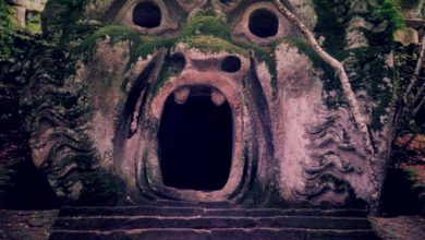 Photo of BOMARZO. El Parque de los Monstruos