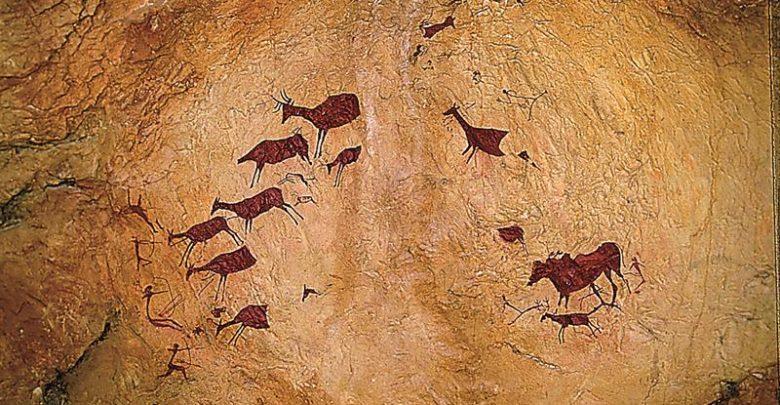 cova dels cavalls de valltorta