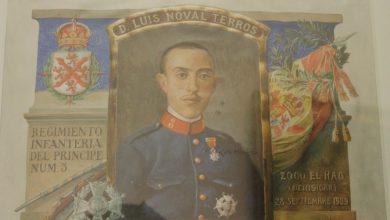 Photo of El Cabo Noval, poema de guerra