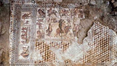 Photo of El IAPH restaurará el impresionante mosaico romano de Écija 'Los amores de Zeus'