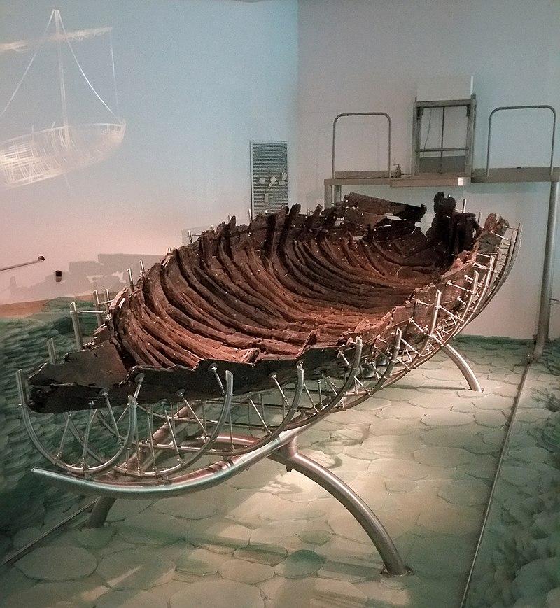 barco jesus mar galilea