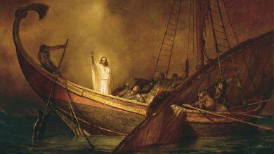 Photo of El barco en el que Jesús podría haber surcado el Mar de Galilea