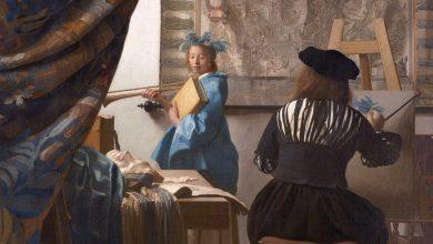 Photo of El misterioso y gran pintor holandés Johannes Vermeer