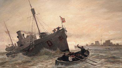 Photo of La «Marina de Guerra Auxiliar» de Euzkadi y la Batalla del Cabo Machichaco