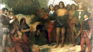"""Photo of """"La Araucana"""" de Alonso de Ercilla"""