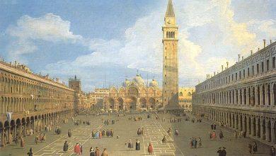 Photo of La Venecia tras las vistas de Canaletto