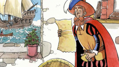 Photo of Consigue el cómic 'Juan Sebastián Elcano, la primera vuelta al mundo'