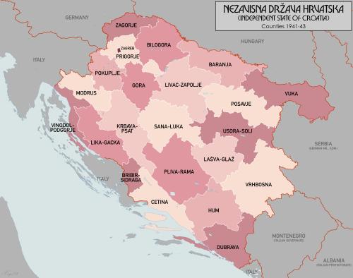 Estados breves independencia desaparecidos