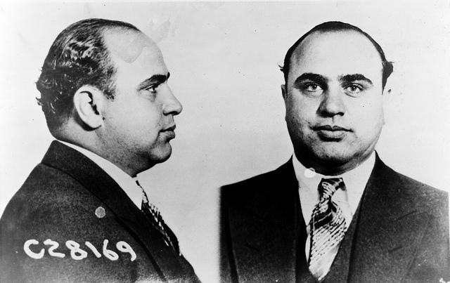 al capone gangster mafia chicago