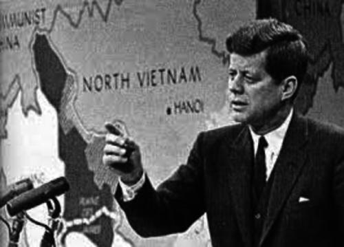 estados unidos america vietnam kennedy johnson vietnam tonkin