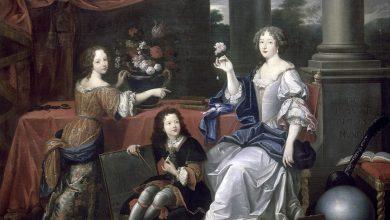 Photo of La elegancia femenina en el Versalles del Rey Sol