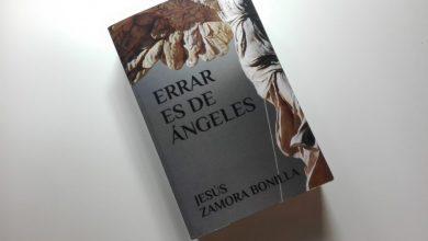 Photo of Reseña bibliográfica: «Errar es de ángeles»