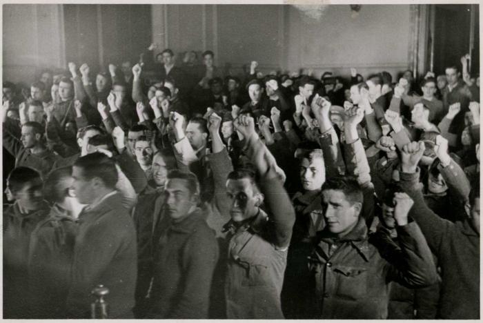 Prisioneros Cerro Rojo juicio guerra civil