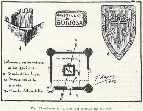 Lopez orozco engeños escudo mendoza